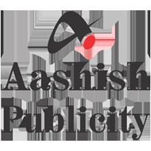 Aashish Publicity Logo